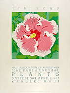 Hibiscus Poster