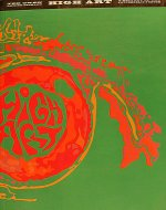 High Art: A History Of The Psychedelic Poster Book