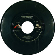 """High On A Mountain Vinyl 7"""" (Used)"""