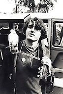 Hippie Dude Premium Vintage Print