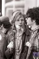 Hippies Premium Vintage Print