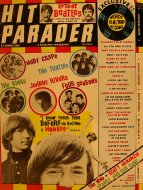 Hit Parader Magazine Magazine