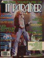 Hit Parader No. 174 Magazine