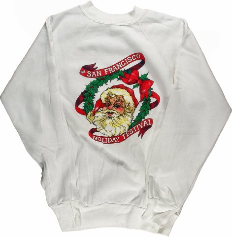 Holiday FestivalMen's Vintage Sweatshirts
