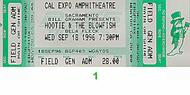 Bela Fleck & The Flecktones 1990s Ticket