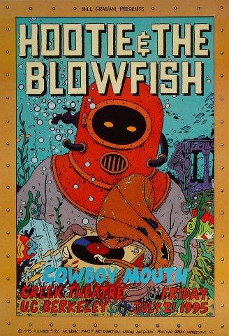 Hootie &amp; the Blowfish Poster