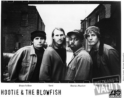 Hootie & the Blowfish Promo Print