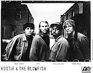 Hootie &amp; the Blowfish Promo Print
