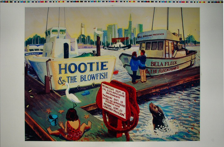 Hootie & the Blowfish Proof