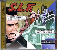 Hope Street/Greatest Hits Live in the UK CD