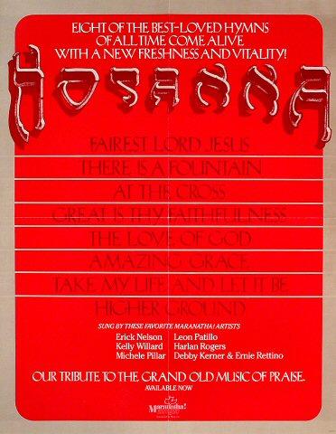Hosanna Poster