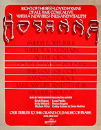 Hosanna Poster