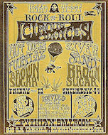 Brown Sugar Handbill