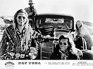 Hot Tuna Promo Print