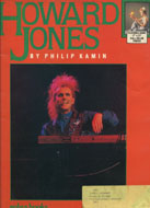 Howard Jones Book
