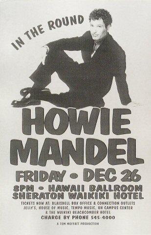 Howie Mandel Poster