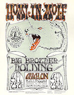Howlin' Wolf Handbill