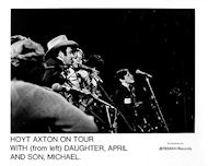 Hoyt Axton Promo Print