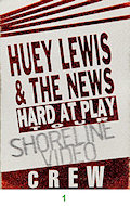 Huey Lewis &amp; the News Backstage Pass