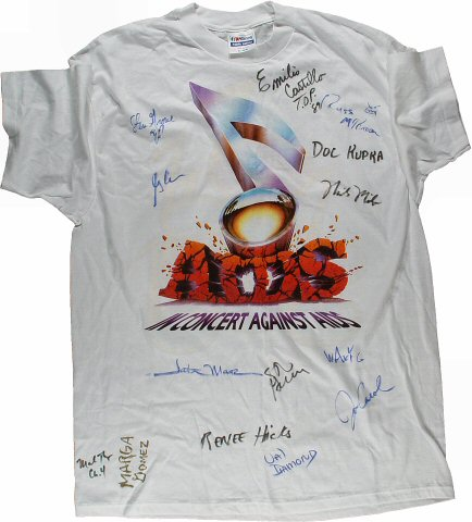Huey Lewis &amp; the NewsMen's Vintage T-Shirt
