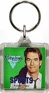 Huey Lewis & the News Plastic Keychain