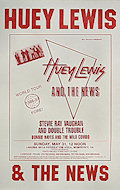 Huey Lewis &amp; the News Poster