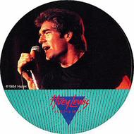 Huey Lewis &amp; the News Sticker