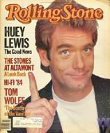 Huey Lewis Rolling Stone Magazine