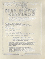 Huey Newton Handbill