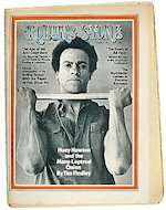 Huey Newton Rolling Stone Magazine