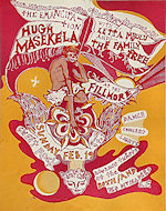 Hugh Masekela Poster