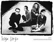 Hugo Largo Promo Print