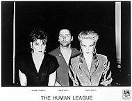 Human League Promo Print