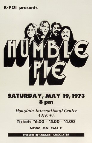 Humble Pie Poster