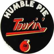 Humble Pie Sticker