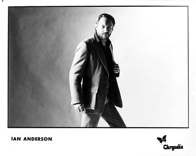 Ian AndersonPromo Print