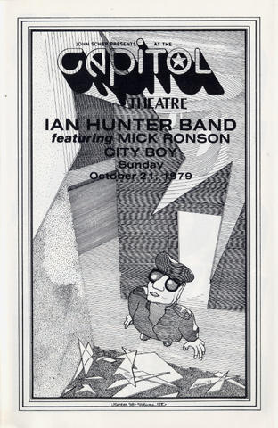 Ian Hunter Program