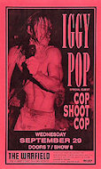 Iggy Pop Poster