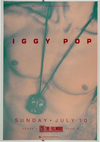 Iggy Pop Proof