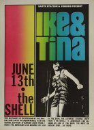 Ike &amp; Tina Turner Poster