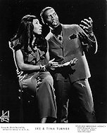 Ike &amp; Tina Turner Promo Print