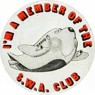I'm a Member of the S.W.A. Club Pin