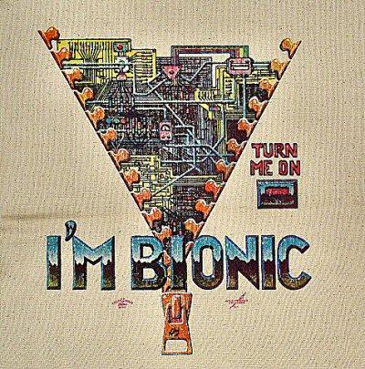 I'm Bionic Pelon