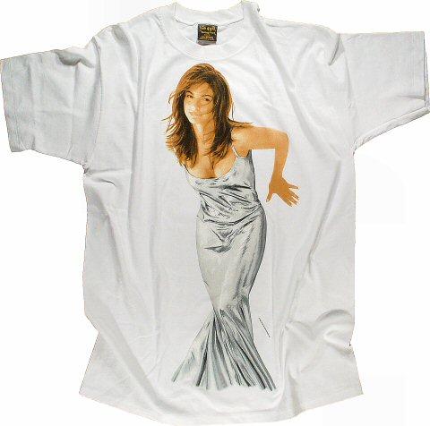Gloria Estefan Men's Vintage T-Shirt from Aloha Stadium on 03 May 97: Large