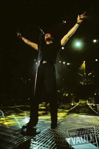 Tim McGraw BG Archives Print from Arco Arena on 02 Jul 99: 16x20 C-Print
