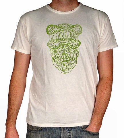 The Mindbenders Men's Retro T-Shirt from Fillmore Auditorium on 08 Jul 66: X Large