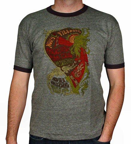 Procol Harum Men's Retro T-Shirt from Fillmore Auditorium on 09 Nov 67: XX Large