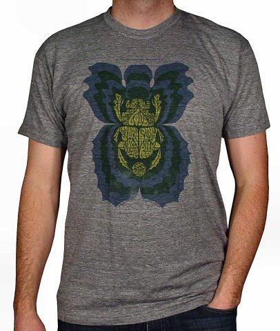 Love Men's Retro T-Shirt from Fillmore Auditorium on 18 Apr 68: Large