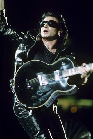Bono BG Archives Print from Oakland Coliseum Stadium on 07 Nov 92: 16x20 C-Print