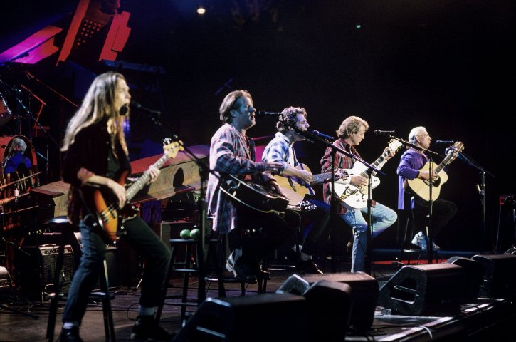 The Eagles BG Archives Print from Shoreline Amphitheatre on 06 Jun 94: 11x14 C-Print